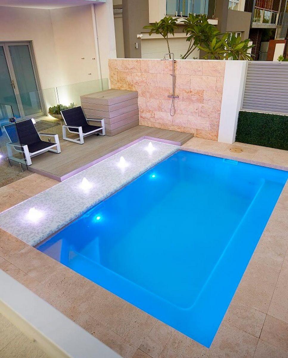 plunge pools blue marlin pools. Black Bedroom Furniture Sets. Home Design Ideas